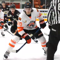 Philippe Lapointe has been named the Subway BCHL Player of the Week