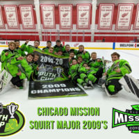 Mission 2009's NHL Cup CHAMPIONS