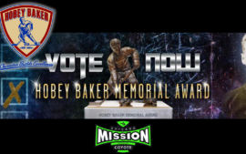 Illinois has Eight(8) Hobey Baker Nominees Four(4) from Chicago Mission