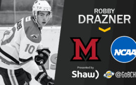 Mission Alumni ROBBY DRAZNER Commits to Miami University