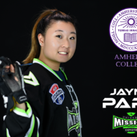 Jayna Park commits to Amherst College