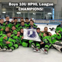 Mission Boys 10U Win HPHL Championship