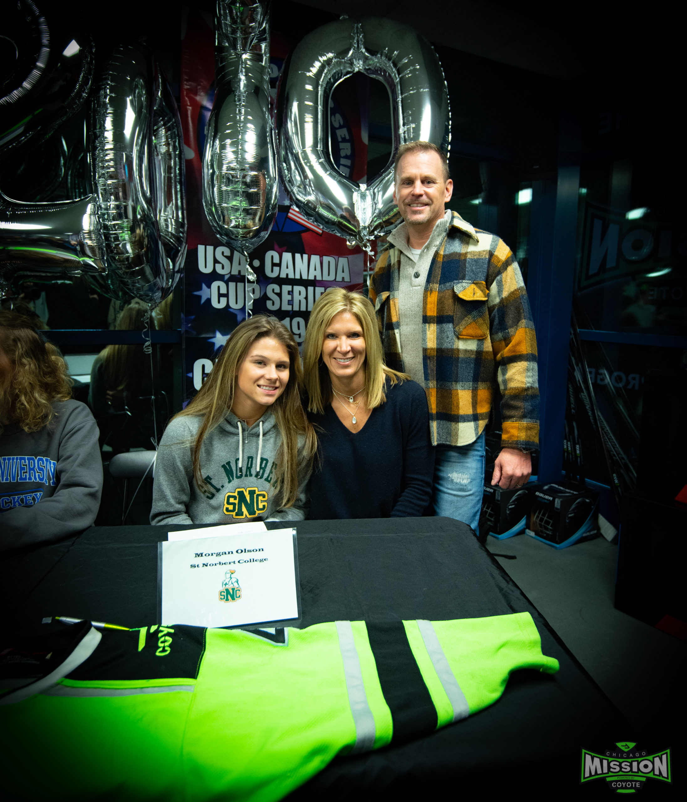 NLI - Morgan Olson