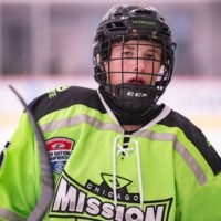 Mission's Carson Walters Selected by Peterborough In The OHL Draft