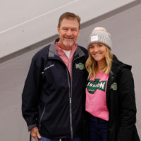 A Daughter's Selfless Act Helps Her Dad Get Back On The Ice