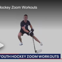 Youth Hockey Zoom Workouts