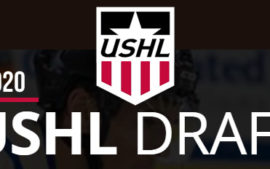 Seven(7) players selected in the USHL 2020 Draft.