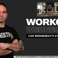 Workout Wednesday with Blackhawks Strength & Conditioning Coach Paul Goodman