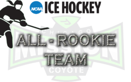 Mission's Girls Alumni named to NCAA All Rookie Teams