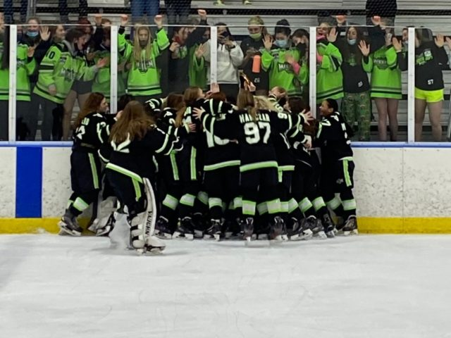 Chicago Mission Girls Teams 'Made Memories That They'll Never Forget' at USA Hockey National Championships
