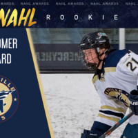 ROMER added to NAHL's 2020-21 Midwest Division All-Rookie Team