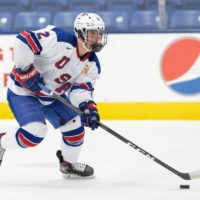Mission's Sean Behrens drafted No. 61 overall in the 2021 NHL Draft.