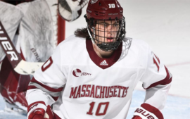 Mission's Lopina drafted No. 98th overall in the 2021 NHL Draft.