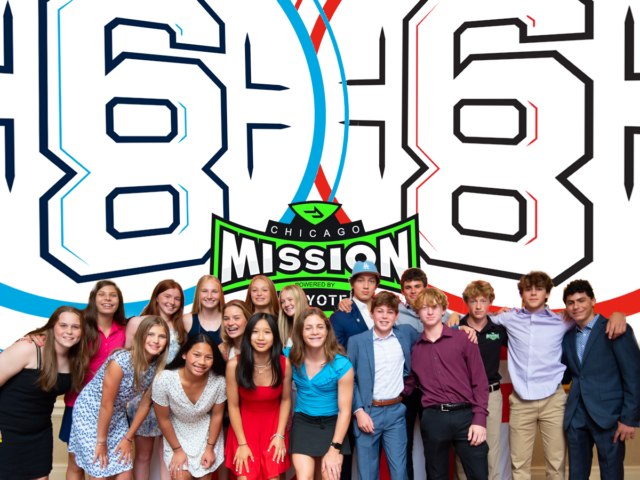 Mission Boys & Girls Well represented at CCM 68