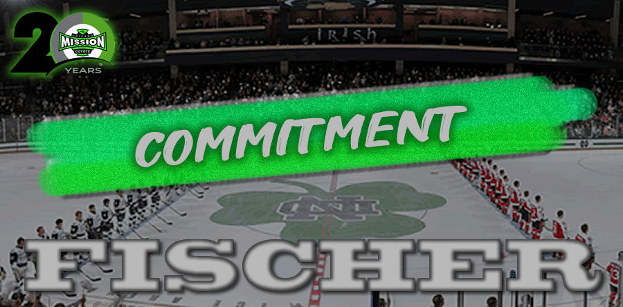 Paul Fischer Commits to Notre Dame