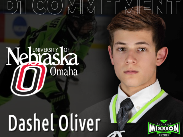 DASHEL OLIVER Commits to UNO